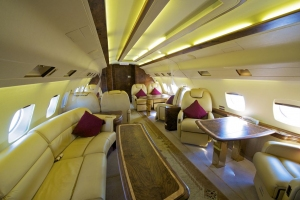 Heavy Jet Interior