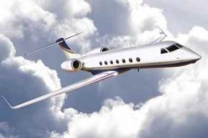 Heavy Jet - Gulfstream 550