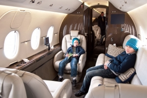 Heavy Jet Seating