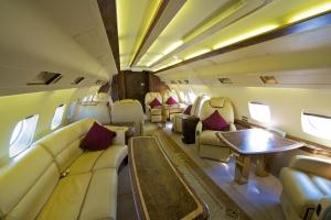 Heavy Jet Interior