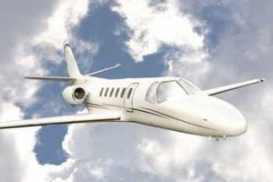 Light Jet Exterior